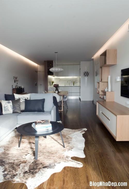 family room 3 1403797496 Những gợi ý trang trí nội thất cho nhà ống hiện đại