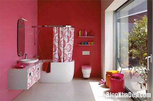 file.354772 Phá cách với màu sắc cho phòng tắm