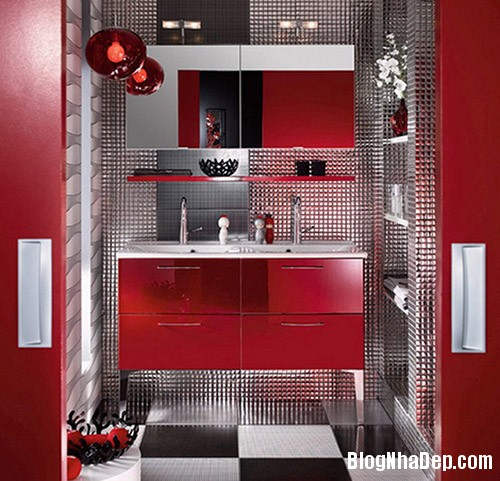 file.354773 Phá cách với màu sắc cho phòng tắm