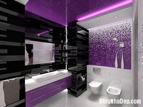 file.354776 Phá cách với màu sắc cho phòng tắm