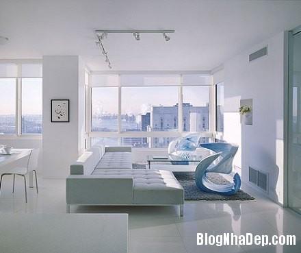 freshhome thiet ke noi that can ho hien dai 02 Thiết kế nội thất phong cách hiện đại cho căn hộ tại Mahattan