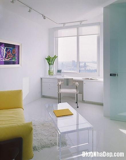 freshhome thiet ke noi that can ho hien dai 07 Thiết kế nội thất phong cách hiện đại cho căn hộ tại Mahattan