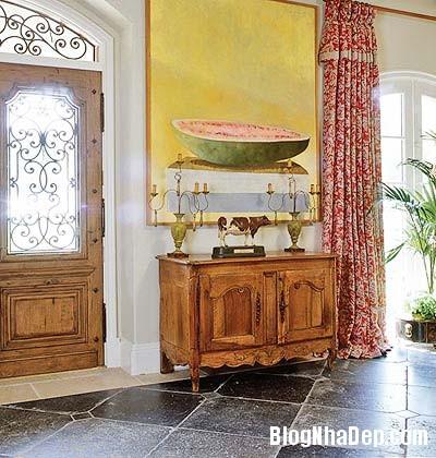 gach san1 Gạch lót sàn sáng tạo cho ngôi nhà