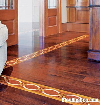 gach san3 Gạch lót sàn sáng tạo cho ngôi nhà