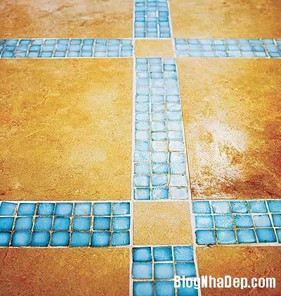 gach san4 Gạch lót sàn sáng tạo cho ngôi nhà