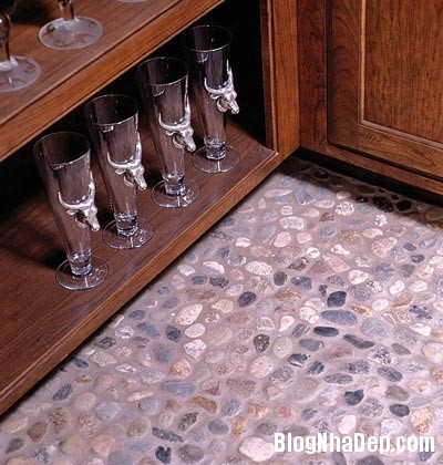 gach san9 Gạch lót sàn sáng tạo cho ngôi nhà