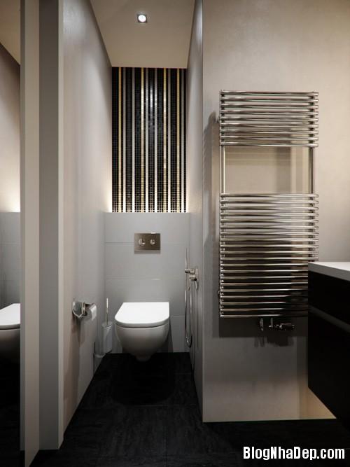hut mat vao 48m coi mo tinh te 10 Cảm hứng sáng tạo trong thiết kế căn hộ 48m2