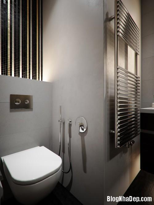hut mat vao 48m coi mo tinh te 9 Cảm hứng sáng tạo trong thiết kế căn hộ 48m2