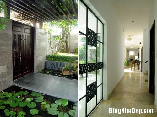 khoe nha vuon an minh sau pho thi 3 Ngắm ngôi nhà vườn mang đậm phong cách Á Đông