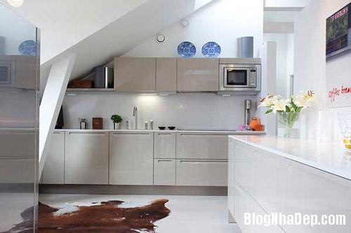 khong gian bep dep 14 Mẫu phòng bếp đẹp thiết kế theo phong cách Scandinavian