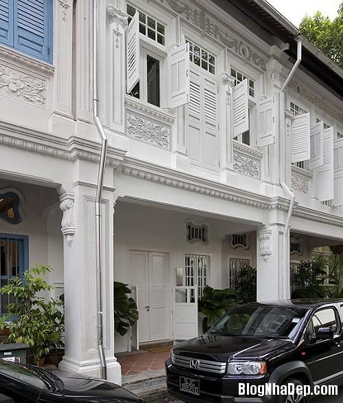 kien truc nha dep Blair Road 1 Ngôi nhà hài hòa với thiên nhiên mang phong cách Art Deco