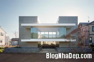 kien truc nha dep1 Căn nhà được thiết kế để chống chọi với những thiên tai