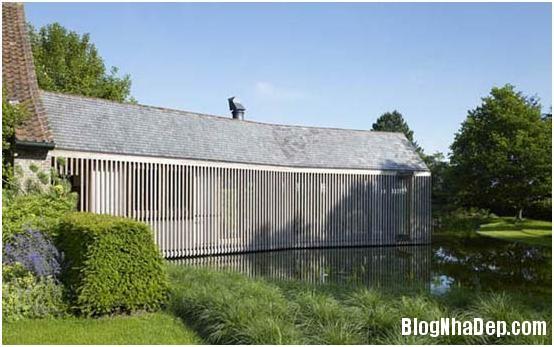 lakehouse2 Ngôi nhà gỗ tuyệt đẹp bên bờ hồ