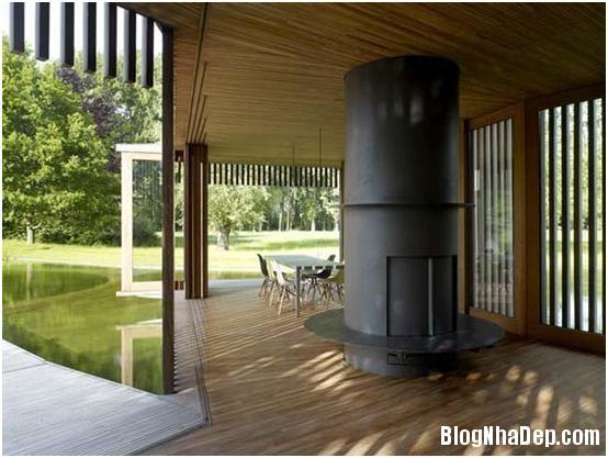 lakehouse3 Ngôi nhà gỗ tuyệt đẹp bên bờ hồ
