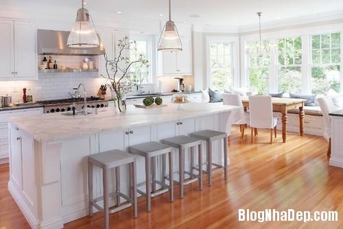 livingroom 2 1403017717 Không gian liên thông giữa nhà bếp và phòng khách