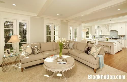 livingroom 4 1403017832 Không gian liên thông giữa nhà bếp và phòng khách