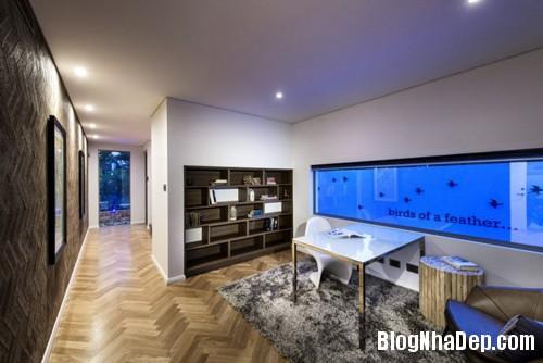 nha gian don ma kieu sa 10 Biệt thự hiện đại với phong cách trang trí đơn giản