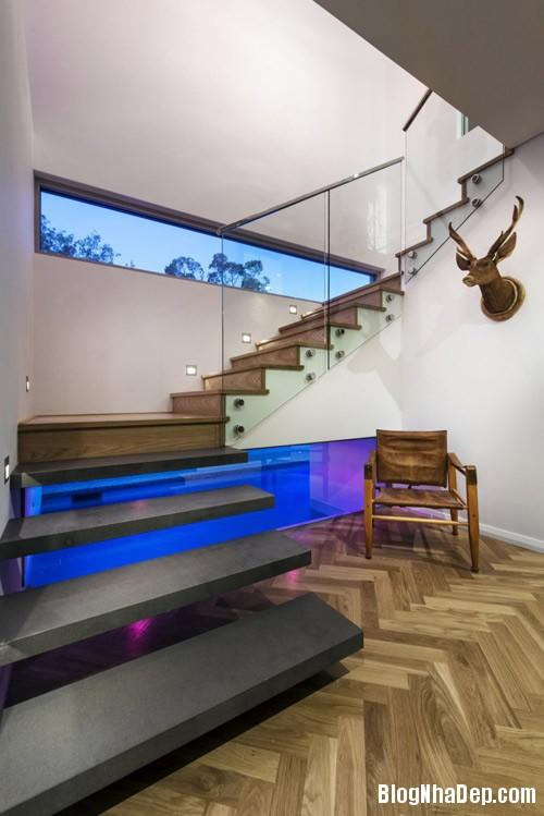 nha gian don ma kieu sa 11 Biệt thự hiện đại với phong cách trang trí đơn giản