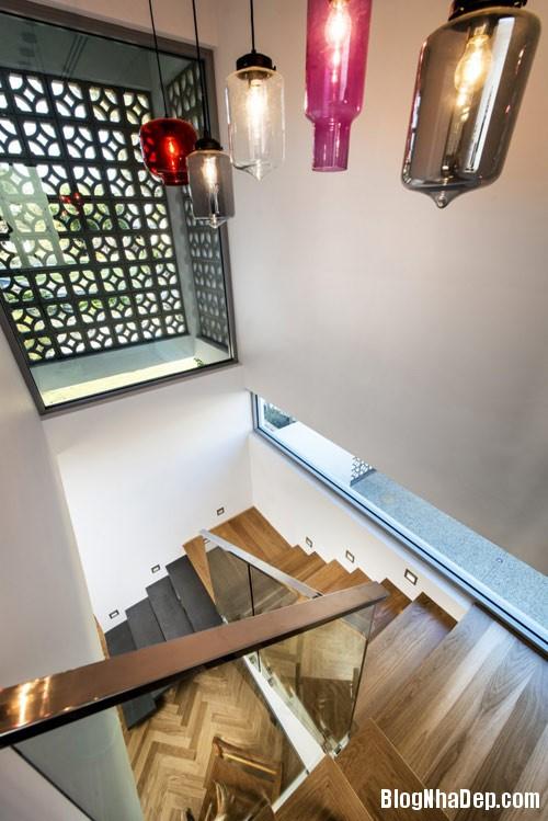 nha gian don ma kieu sa 12 Biệt thự hiện đại với phong cách trang trí đơn giản