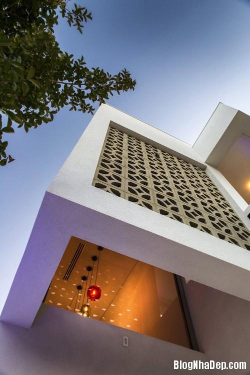 nha gian don ma kieu sa 3 Biệt thự hiện đại với phong cách trang trí đơn giản