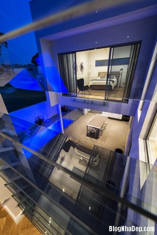nha gian don ma kieu sa 5 Biệt thự hiện đại với phong cách trang trí đơn giản