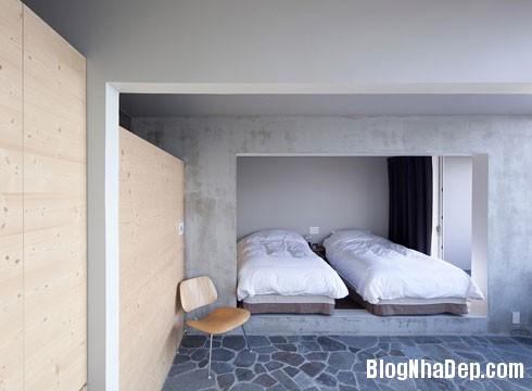nha nghi tren bien 8 Nhà nghỉ dưỡng hòa mình với thiên nhiên