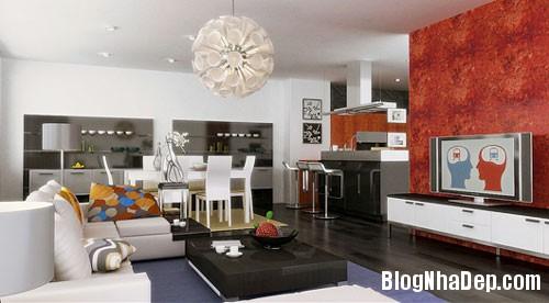 noi that hien dai 2 Tính công năng và thẩm mỹ trong xu hướng thiết kế nội thất hiện đại