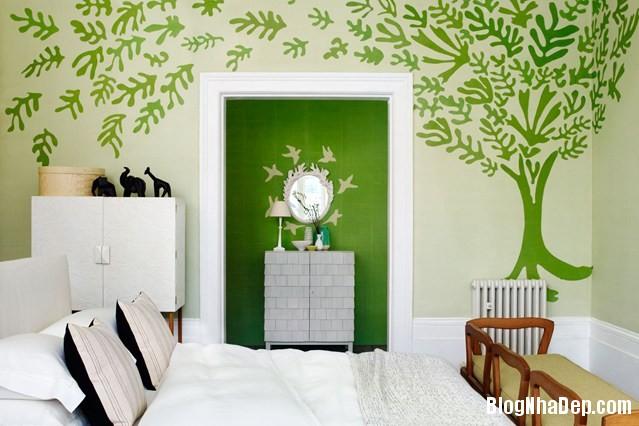 noi that phong ngu 10 Những ý tưởng trang trí cho phòng ngủ