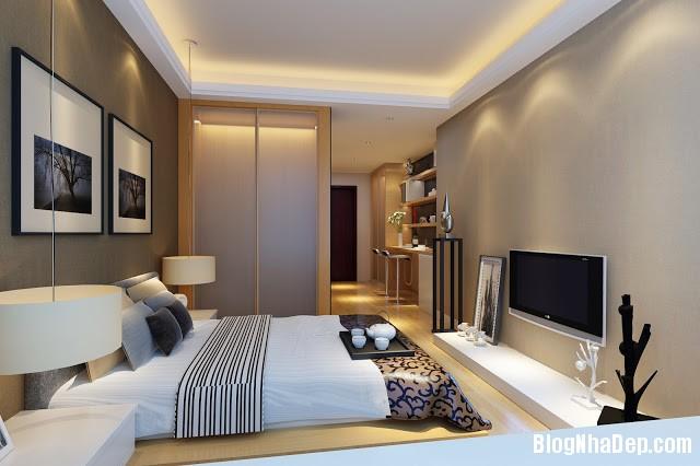 noi that phong ngu chung cu 4 Bí quyết thiết kế phòng ngủ chung cư đẹp