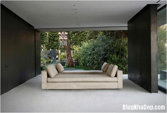 openhousextenarchitecture3 30662 Ngôi nhà mở nằm trên ngọn đồi Hollywood