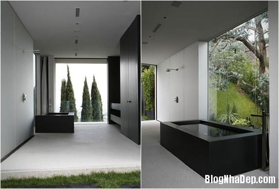 openhousextenarchitecture5 ec9a1 Ngôi nhà mở nằm trên ngọn đồi Hollywood