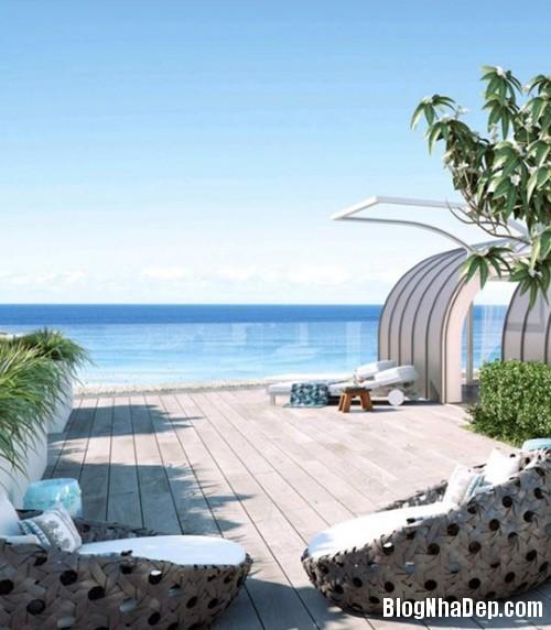 penthouse 2 Ngắm căn hộ penthouse sang trọng, lộng lẫy ở biển Bondi Thái Bình Dương,