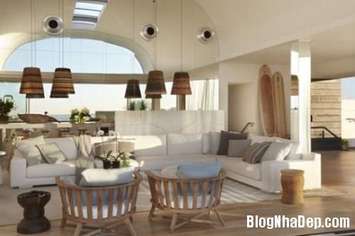 penthouse 4 Ngắm căn hộ penthouse sang trọng, lộng lẫy ở biển Bondi Thái Bình Dương,