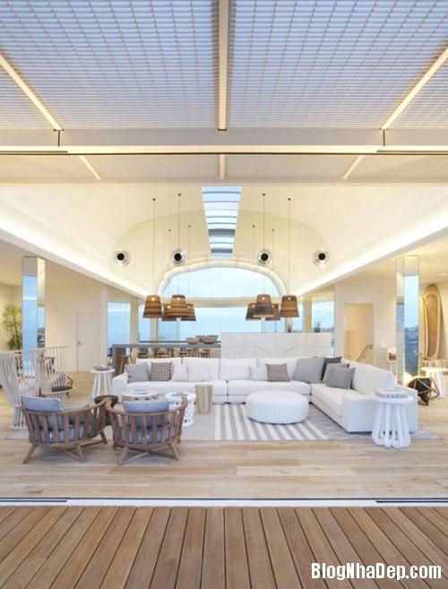 penthouse 5 Ngắm căn hộ penthouse sang trọng, lộng lẫy ở biển Bondi Thái Bình Dương,