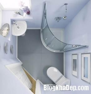 phong tam gach mau sang2 293x300 Chọn nội thất đẹp cho phòng tắm nhỏ