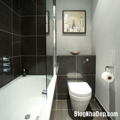 phong tam hang sang 10 Những phòng tắm xa hoa với nội thất hiện đại