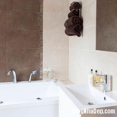 phong tam hang sang 2 Những phòng tắm xa hoa với nội thất hiện đại