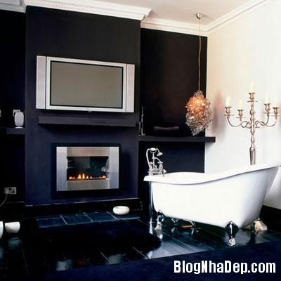 phong tam hang sang 3 Những phòng tắm xa hoa với nội thất hiện đại