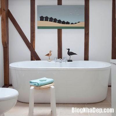phong tam hang sang 4 Những phòng tắm xa hoa với nội thất hiện đại