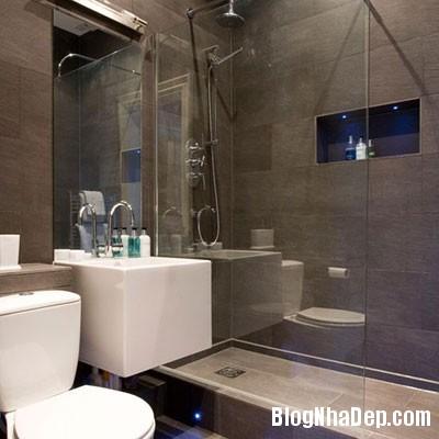 phong tam hang sang 6 Những phòng tắm xa hoa với nội thất hiện đại