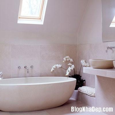 phong tam hang sang 9 Những phòng tắm xa hoa với nội thất hiện đại