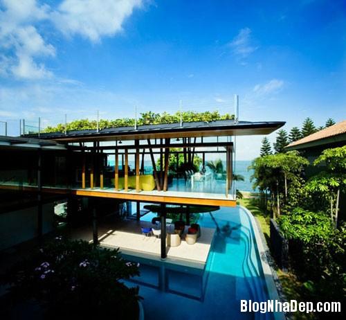 sin3 Fish House   Biệt thự vùng nhiệt đới
