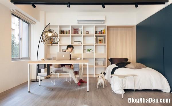 smart203 Kết hợp không gian trong nhà nhỏ