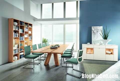thiet ke do noi that 1 Xu hướng thiết kế xanh trong nhà ở