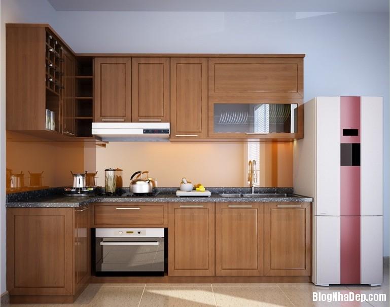 thiet ke tu bep chi mai Để có một không gian nội thất bếp hoàn hảo