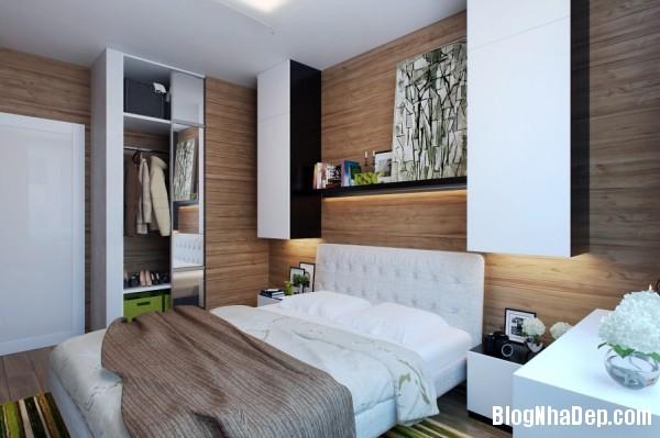 trang tri phong ngu 1 Tạo không gian phòng ngủ ấm cúng sang trọng