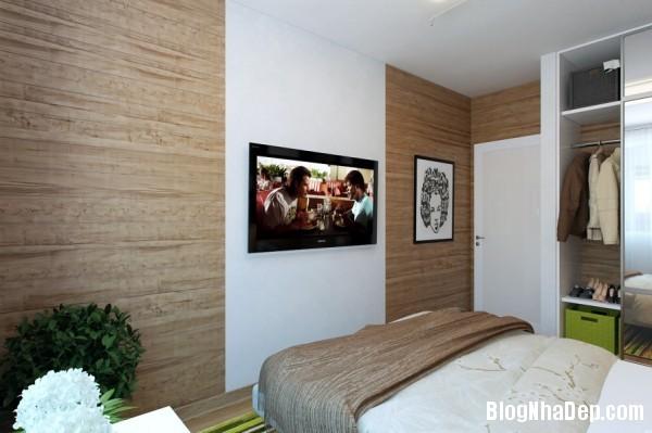 trang tri phong ngu 2 Tạo không gian phòng ngủ ấm cúng sang trọng