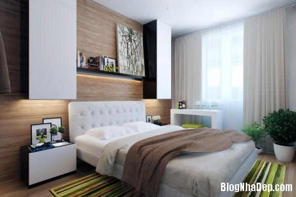 trang tri phong ngu Tạo không gian phòng ngủ ấm cúng sang trọng