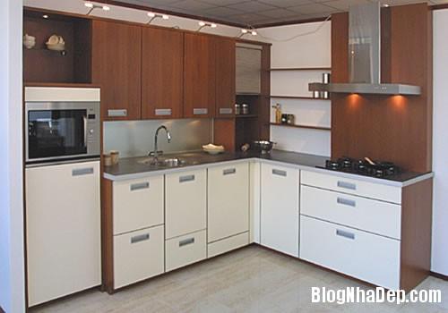 tu bep hien dai 13 Để có một không gian nội thất bếp hoàn hảo