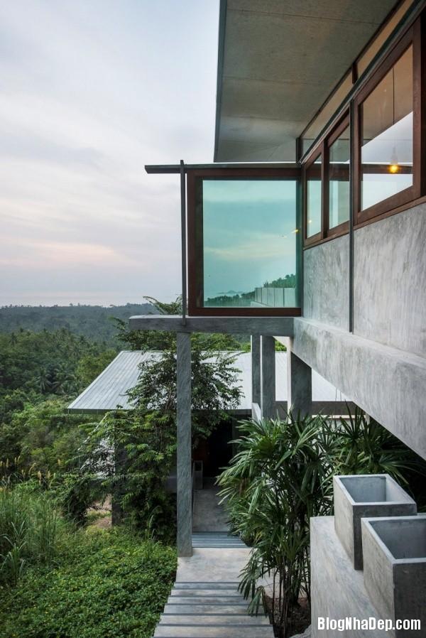 195ee431c4ad37ee5d7ccceaf8663584 Không gian nghỉ dưỡng trong ngôi nhà Naked House ở Thái Lan